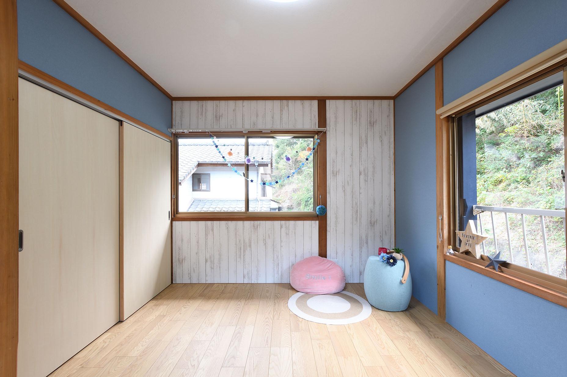 戸建て再生リノベーションのお家 in 延岡